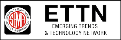 Emerging Trends & Technology Network (ETTN) logo in black and white